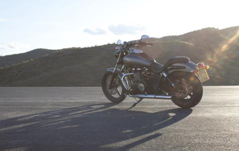 2016 Triumph Speedmaster in Miami, Florida