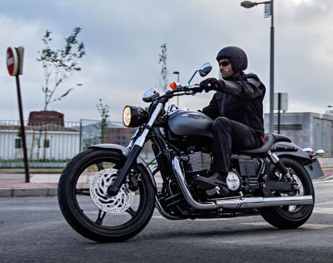 2016 Triumph Speedmaster in Cleveland, Ohio