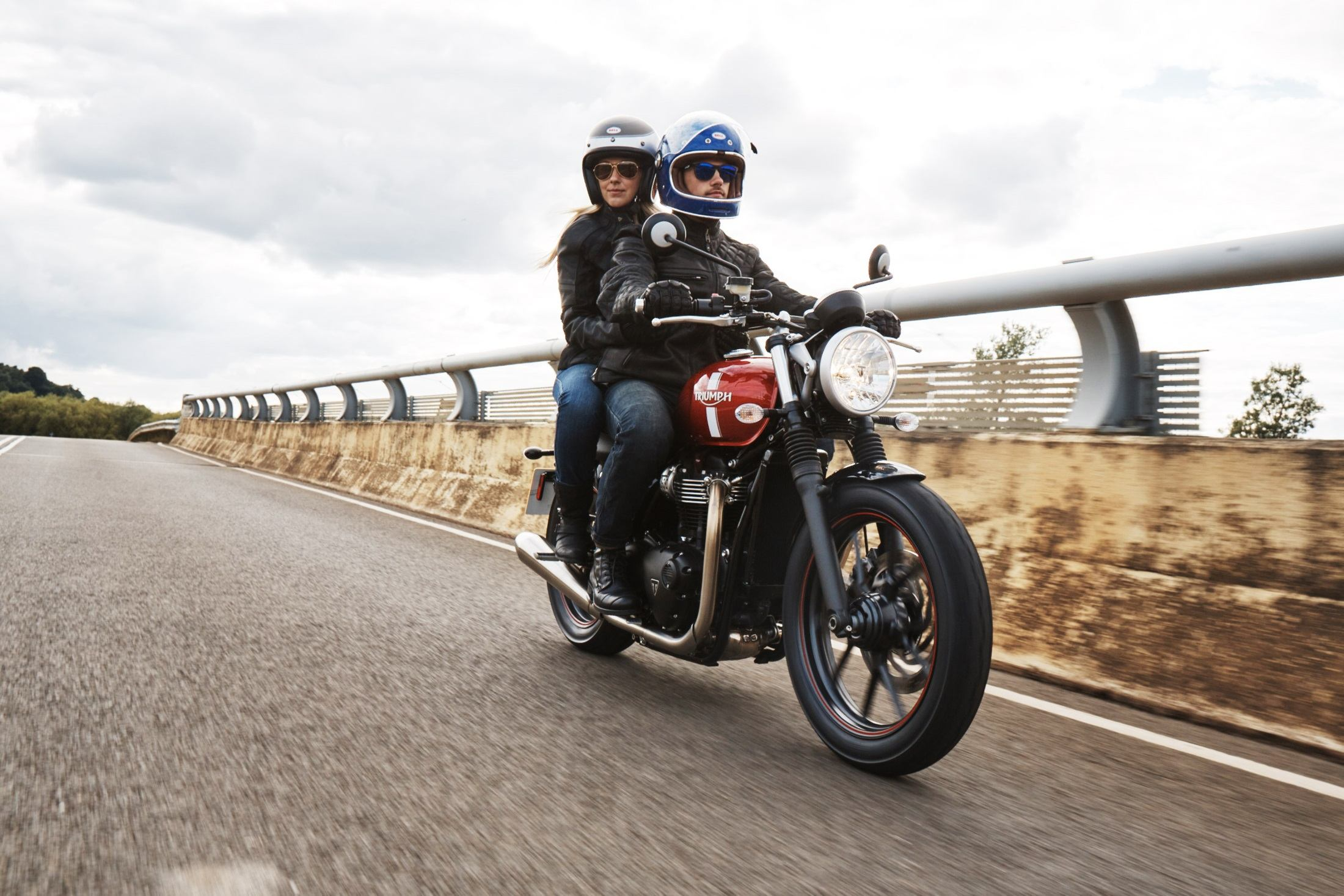 2016 Triumph Street Twin in Simi Valley, California