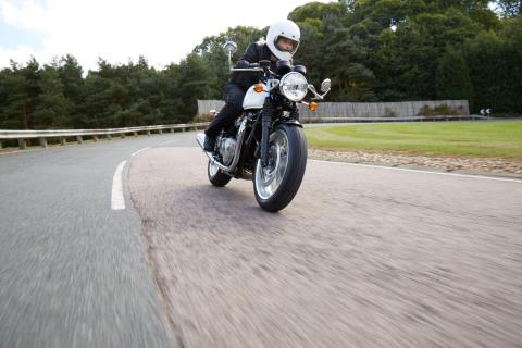 2016 Triumph Thruxton 1200 in Greenville, South Carolina