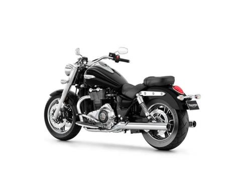 2016 Triumph Thunderbird Commander ABS in Brea, California