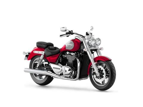 2016 Triumph Thunderbird Commander ABS in Port Clinton, Pennsylvania