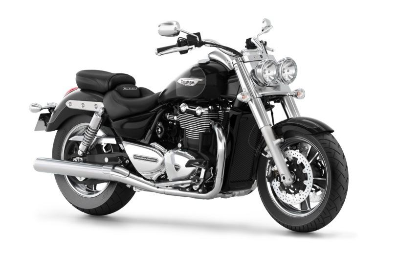 2016 Triumph Thunderbird Commander ABS in Columbus, Ohio