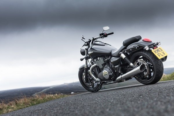 2016 Triumph Thunderbird Storm ABS in Columbus, Ohio