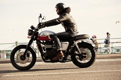 2016 Triumph Scrambler in Shelby Township, Michigan