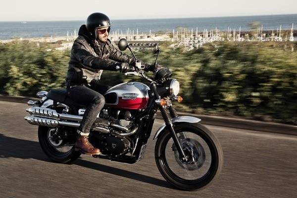 2016 Triumph Scrambler in Greenville, South Carolina