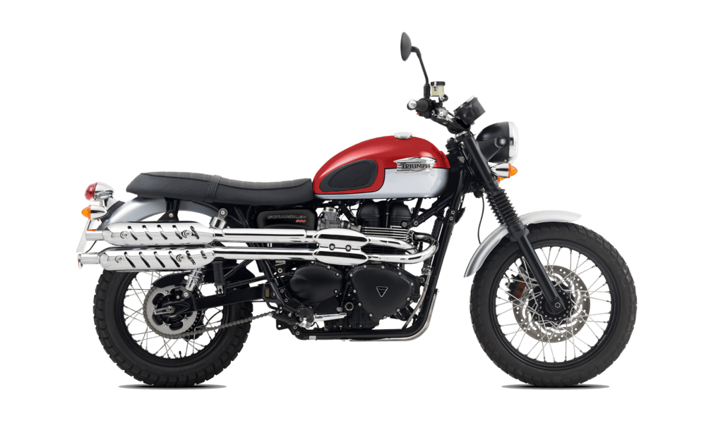 2016 Triumph Scrambler in Dubuque, Iowa