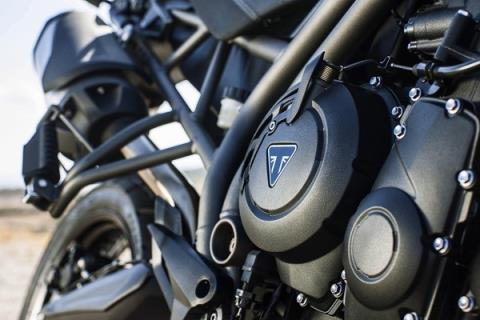 2016 Triumph Tiger 800 XC in Orlando, Florida