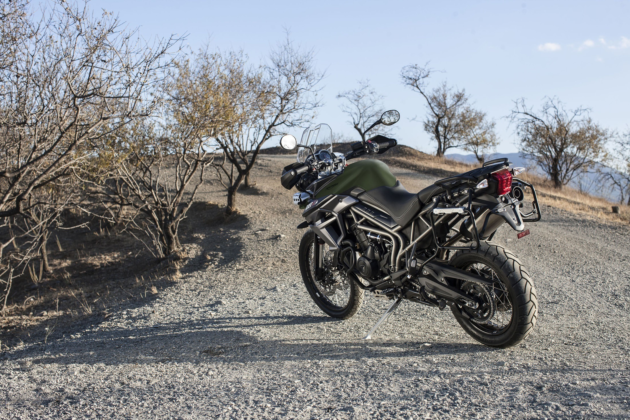 2016 Triumph Tiger 800 XCA in Simi Valley, California