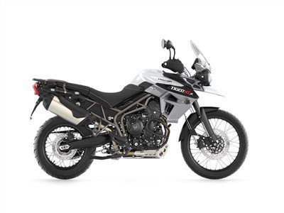 2016 Triumph Tiger 800 XCX in Simi Valley, California