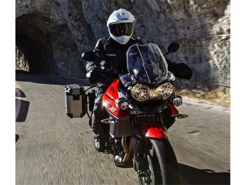 2016 Triumph Tiger 800 XRT in Simi Valley, California
