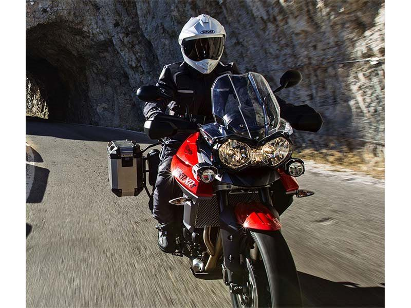 2016 Triumph Tiger 800 XRT in Greenville, South Carolina