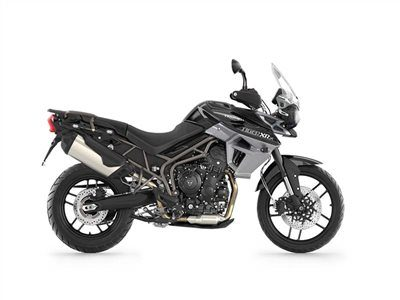 2016 Triumph Tiger 800 XRX in Greenville, South Carolina
