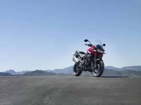 2016 Triumph Tiger Explorer in Greenville, South Carolina