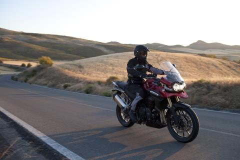 2016 Triumph Tiger Explorer in Simi Valley, California