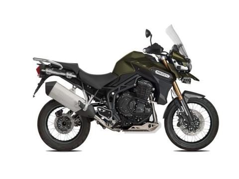 2016 Triumph Tiger Explorer XC in Greenville, South Carolina