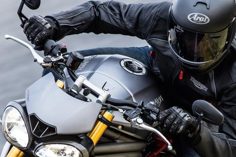 2016 Triumph Speed Triple R ABS in Miami, Florida