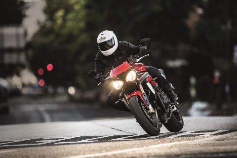 2016 Triumph Speed Triple S ABS in Miami, Florida