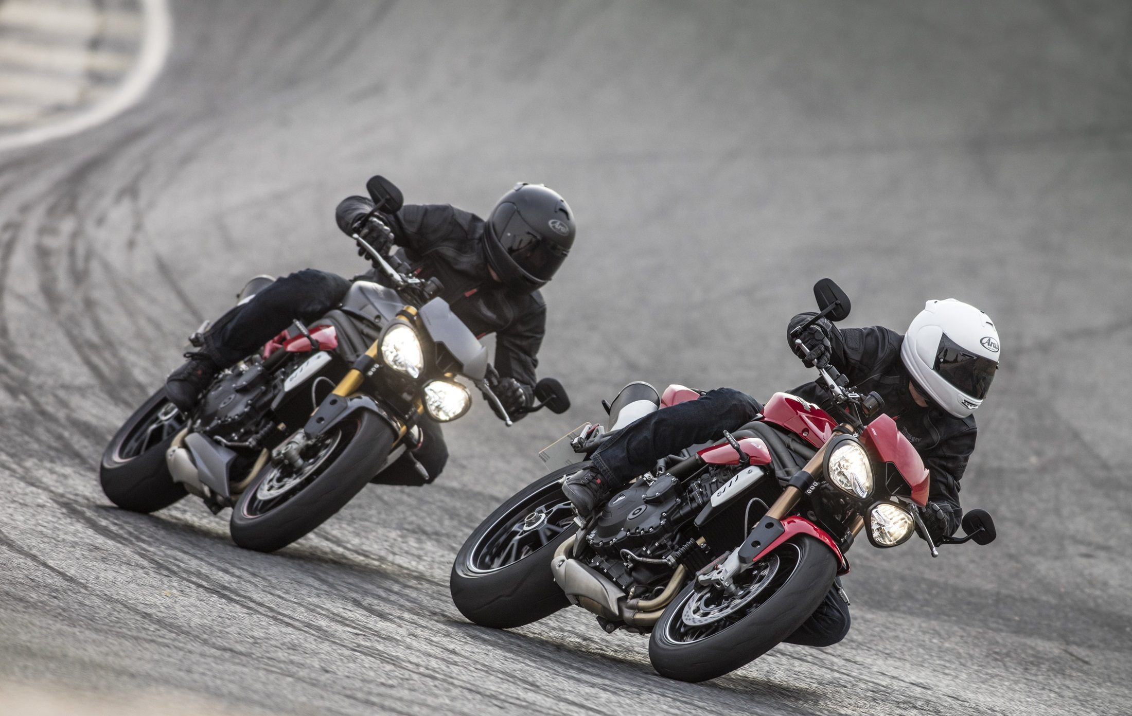 2016 Triumph Speed Triple S ABS in Port Clinton, Pennsylvania