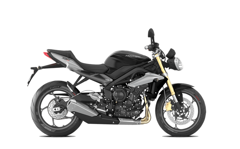 2016 Triumph Street Triple ABS in Greenville, South Carolina