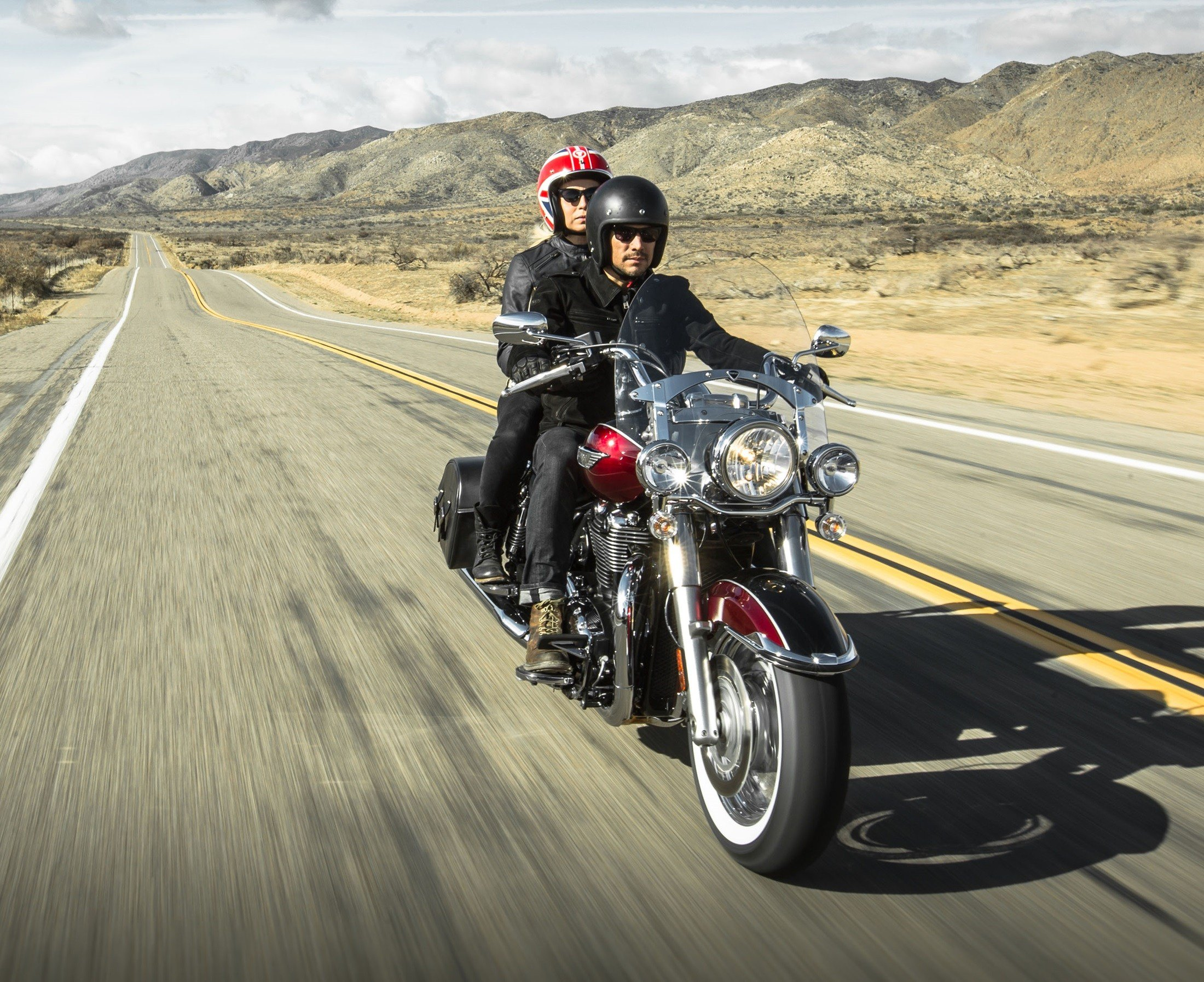 2016 Triumph Thunderbird LT ABS in Simi Valley, California