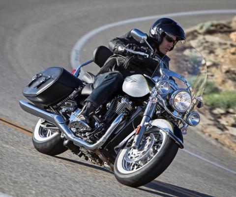2016 Triumph Thunderbird LT ABS in Greenville, South Carolina