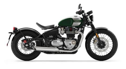 2017 Triumph Bonneville Bobber in Greenville, South Carolina - Photo 6