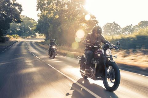 2017 Triumph Bonneville Bobber in Shelby Township, Michigan