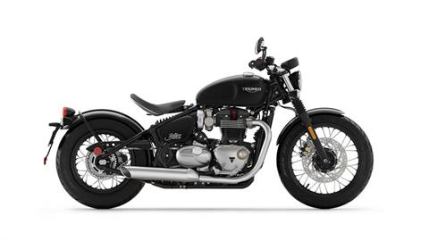 2017 Triumph Bonneville Bobber in Simi Valley, California