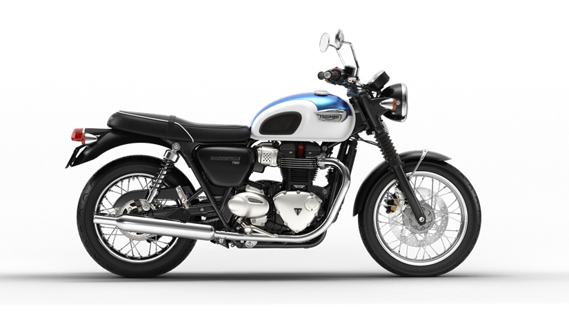 2017 Triumph Bonneville T100 in Saint Charles, Illinois