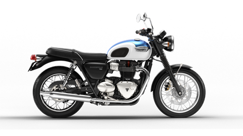 2017 Triumph Bonneville T100 in Canton, Ohio