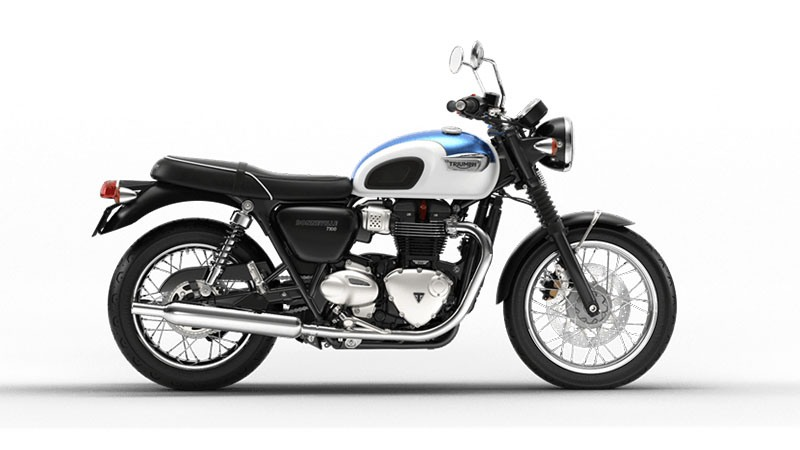 2017 Triumph Bonneville T100 in Simi Valley, California