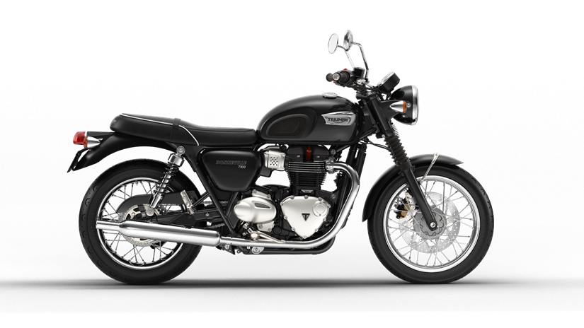 2017 Triumph Bonneville T100 in Dayton, Ohio