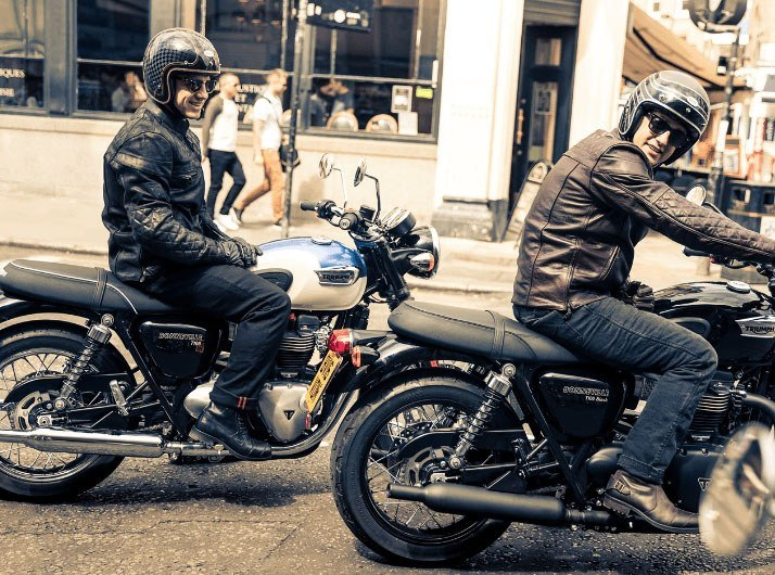 2017 Triumph Bonneville T100 in Frederick, Maryland - Photo 10