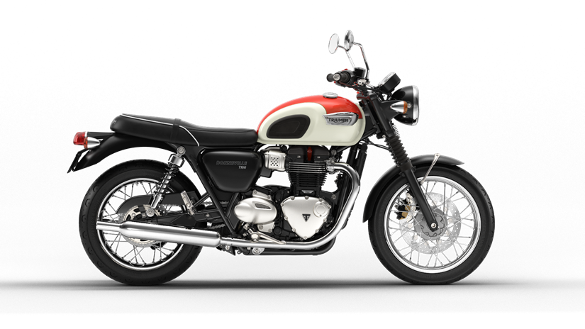 2017 Triumph Bonneville T100 in Columbus, Ohio
