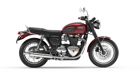 2017 Triumph Bonneville T120 in Port Clinton, Pennsylvania