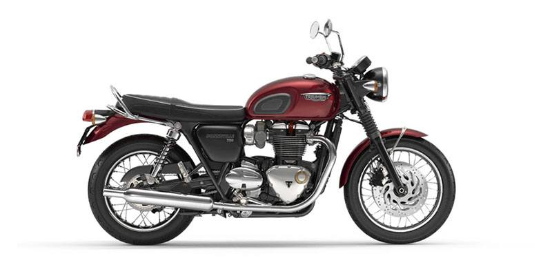 2017 Triumph Bonneville T120 in Simi Valley, California