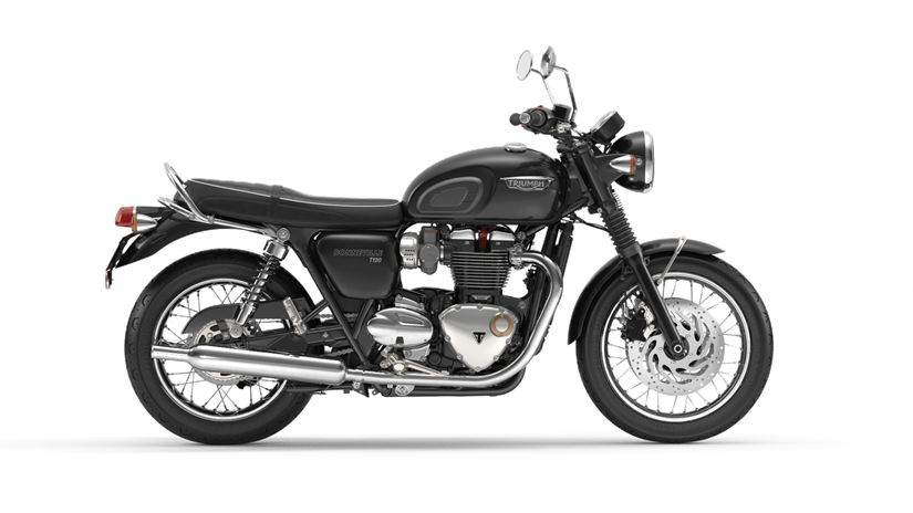 2017 Triumph Bonneville T120 in Columbus, Ohio