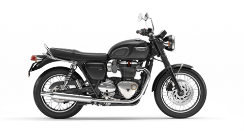 2017 Triumph Bonneville T120 in Dayton, Ohio