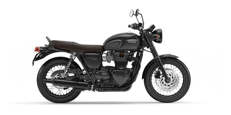 2017 Triumph Bonneville T120 Black in Columbus, Ohio