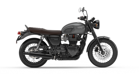 2017 Triumph Bonneville T120 Black in Kingsport, Tennessee