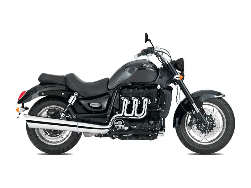 2017 Triumph Rocket III Roadster in San Jose, California