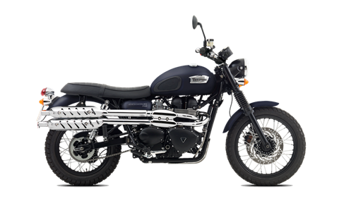 2017 Triumph Scrambler in Belle Plaine, Minnesota