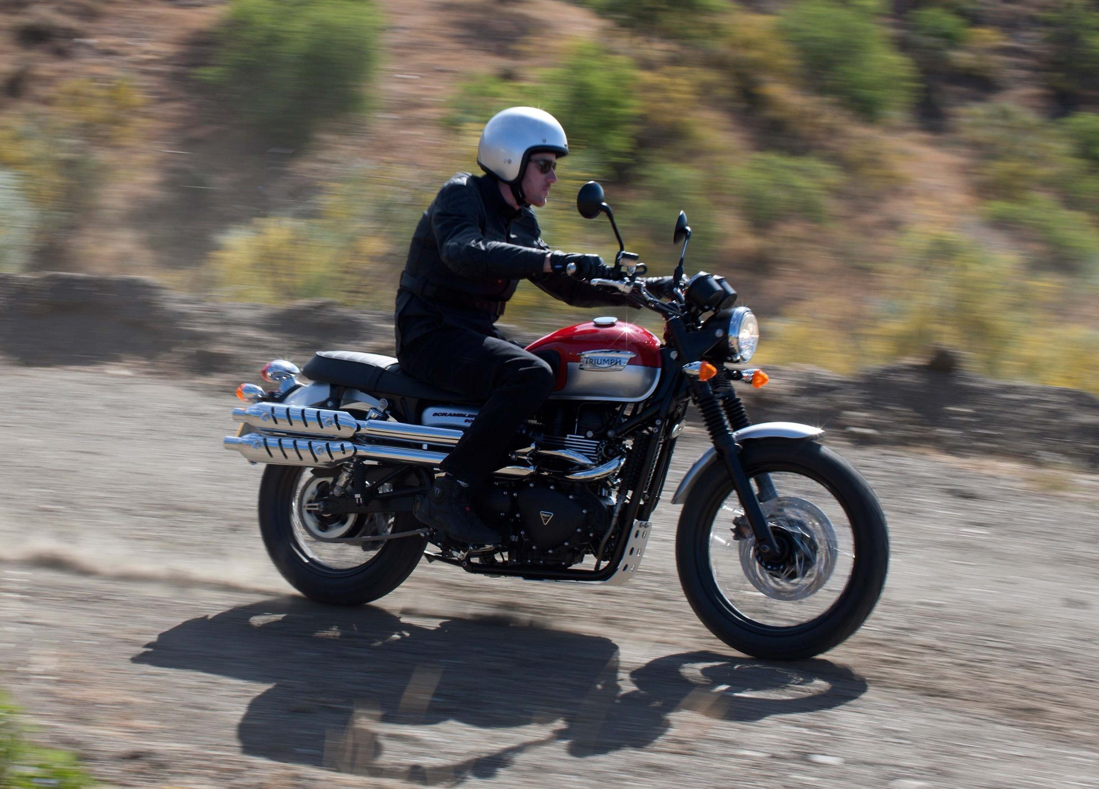 2017 Triumph Scrambler in New Haven, Connecticut