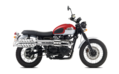 2017 Triumph Scrambler in Port Clinton, Pennsylvania