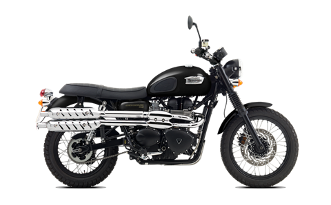 2017 Triumph Scrambler in Greenville, South Carolina