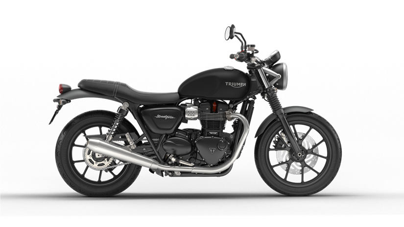 2017 Triumph Street Twin in Canton, Ohio