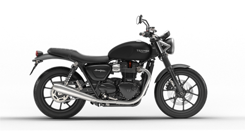 2017 Triumph Street Twin in Port Clinton, Pennsylvania