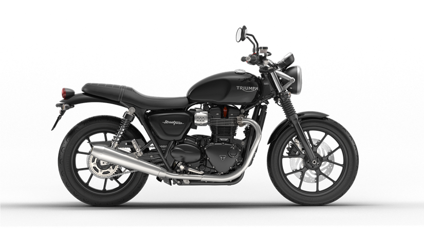 2017 Triumph Street Twin in Sarasota, Florida