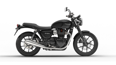 2017 Triumph Street Twin in Kingsport, Tennessee